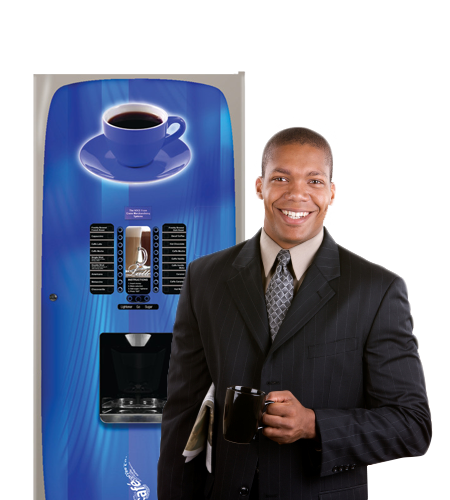 Beverage Vending Machines Throughout Greenville, Spartanburg, and Anderson, South Carolina