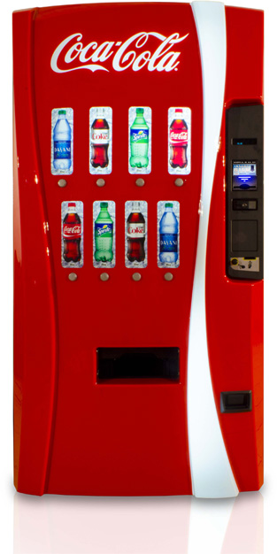 Laurens vending machines