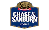 Chase & Sanborn coffee logo