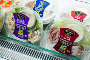 Micro-market salads in Greenville, Spartanburg, and Anderson, South Carolina