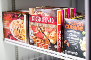 Frozen foods in Greenville, Spartanburg, and Anderson, South Carolina