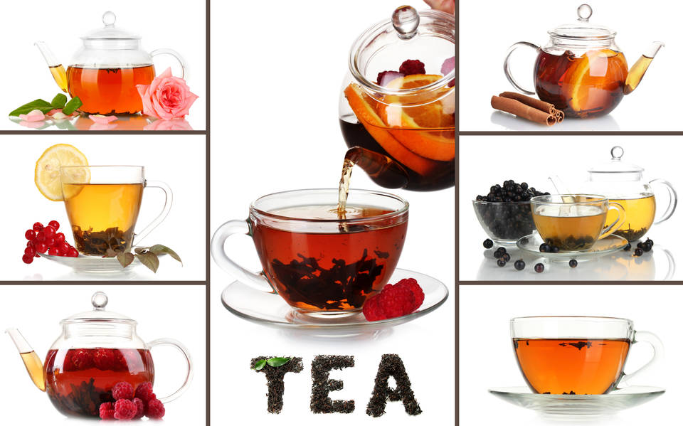 Tea in Greenville, Spartanburg, and Anderson, South Carolina