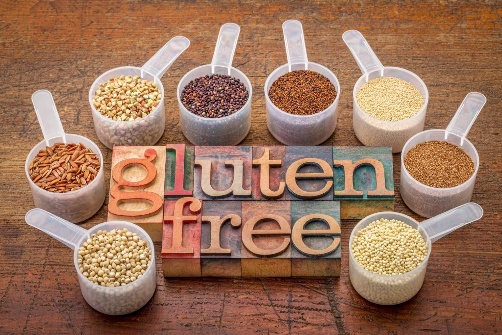 Gluten Free Snacks in Greenville, Spartanburg, and Anderson, South Carolina