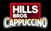 Hills Bros cappuccino logo