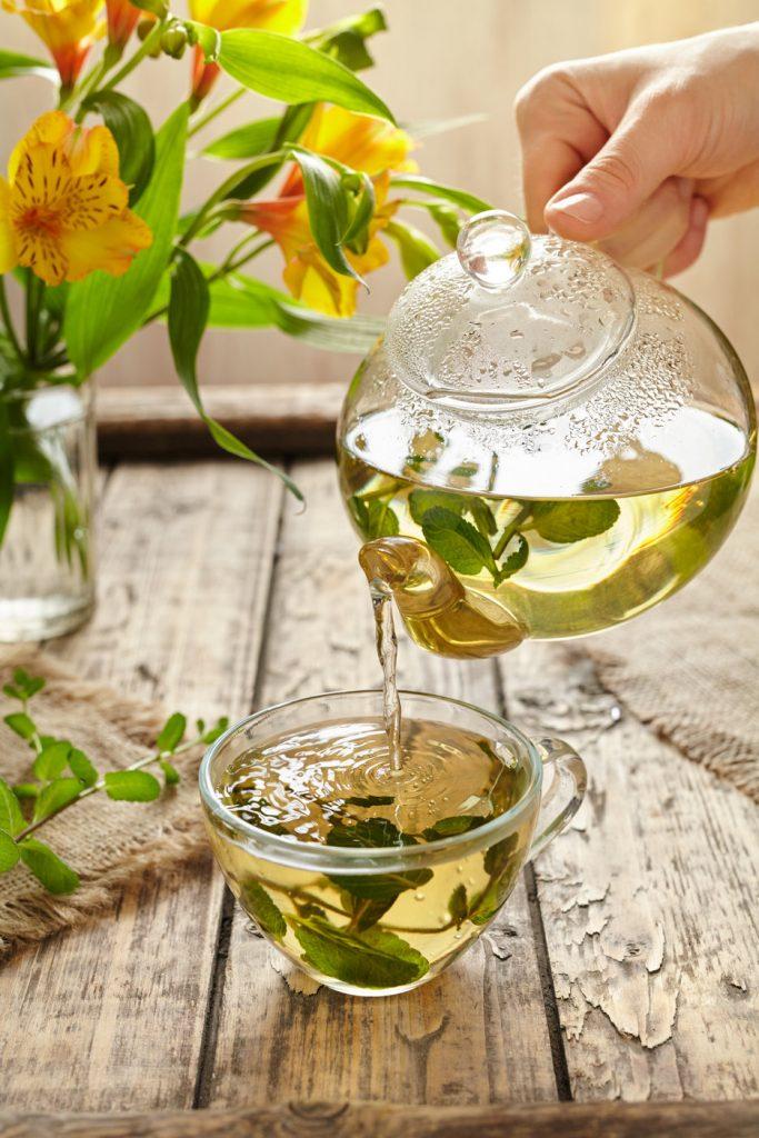 tea service in Greenville, Spartanburg, and Anderson, South Carolina