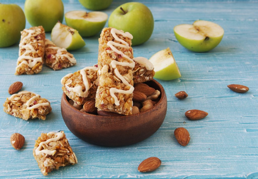Healthy Snacks in Greenville, Spartanburg, and Anderson, South Carolina