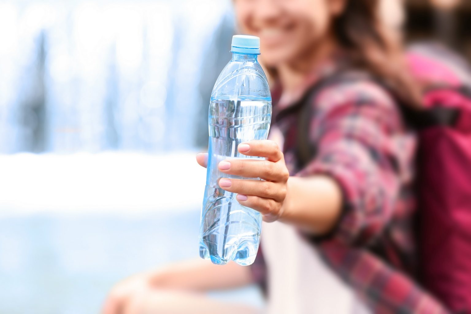 Bottled Water in Greenville, Spartanburg, and Anderson, South Carolina
