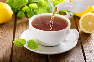 Caffeinated Tea Options in Greenville, Spartanburg, and Anderson, South Carolina