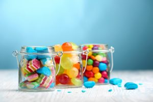 Candy on Greenville, Spartanburg, and Anderson, South Carolina Break Room Menu