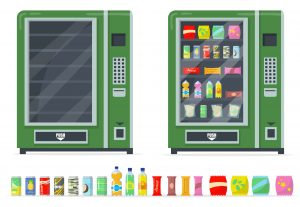 Vending Machine Technology | Green Equipment | Greenville, Spartanburg, and Anderson, South Carolina Vending Service | Workplace Refreshment Services